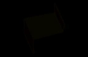 фасонный элемент - нащельник на цоколь