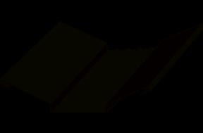 фасонный (или доборный элемент) - стык внутренний угол
