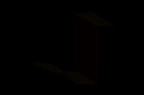 фасонный или доборный элемент - боковой откос