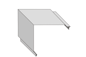 элемент - нащельник на внутренний угол